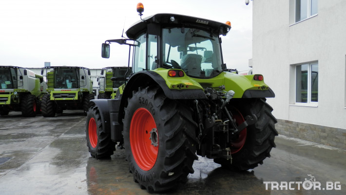 Трактори Claas Arion 620 2