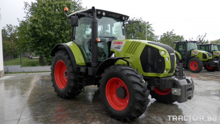 Трактори Claas Arion 620 3