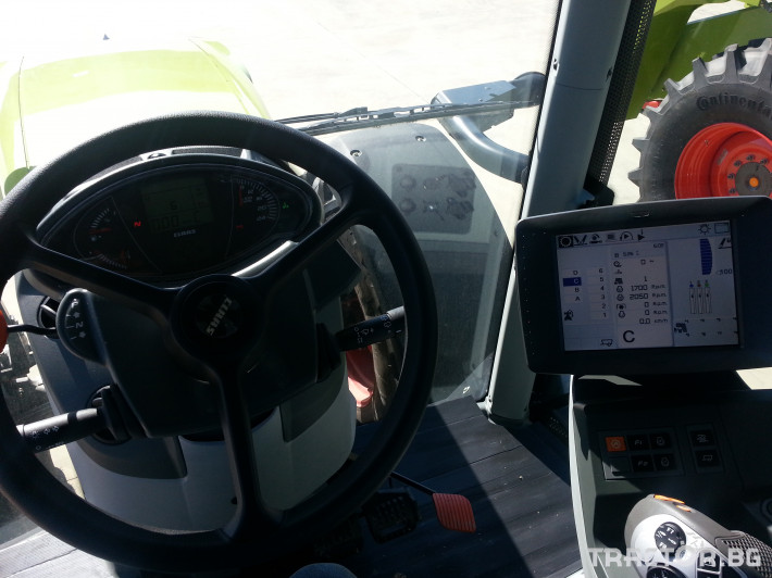 Трактори Claas Axion 850 6