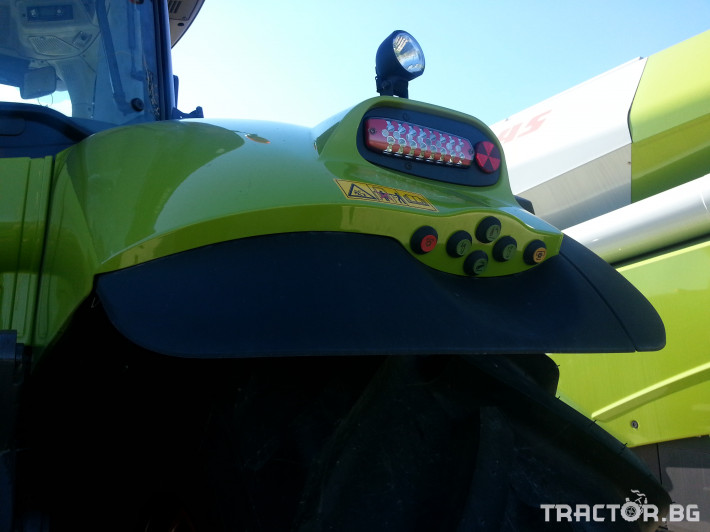 Трактори Claas Axion 850 3