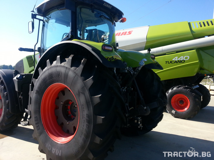 Трактори Claas Axion 850 2