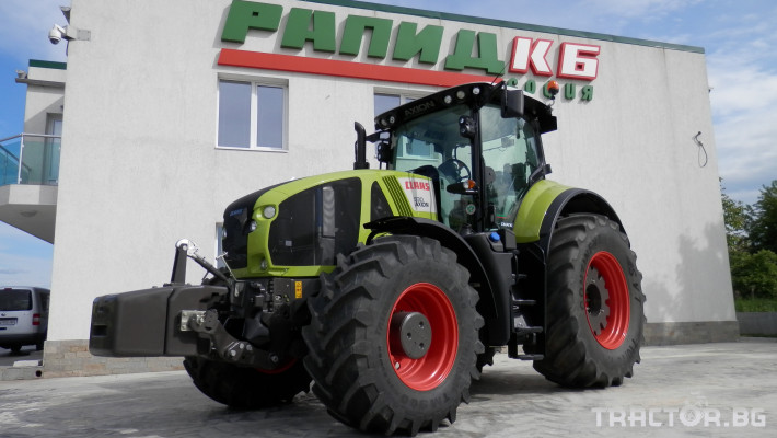 Трактори Claas Axion 930 0