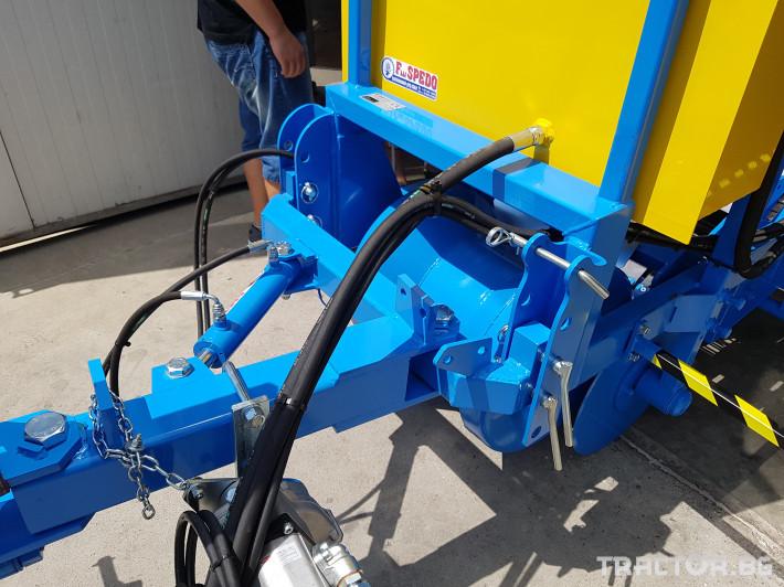 Машини за зеленчуци Машина за събиране на картофи/лук  SPEDO 3 - Трактор БГ