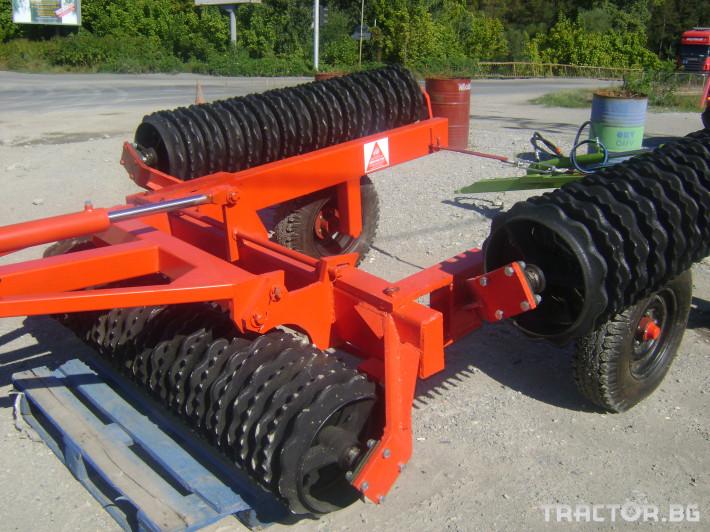 Валяци Валяк тежък, 6 м., български 1 - Трактор БГ