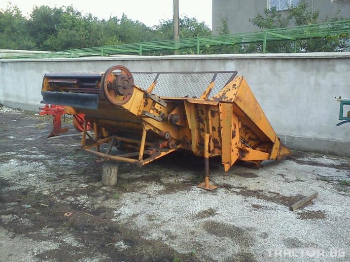 Комбайни ДОН Нива СК-5М 3 - Трактор БГ