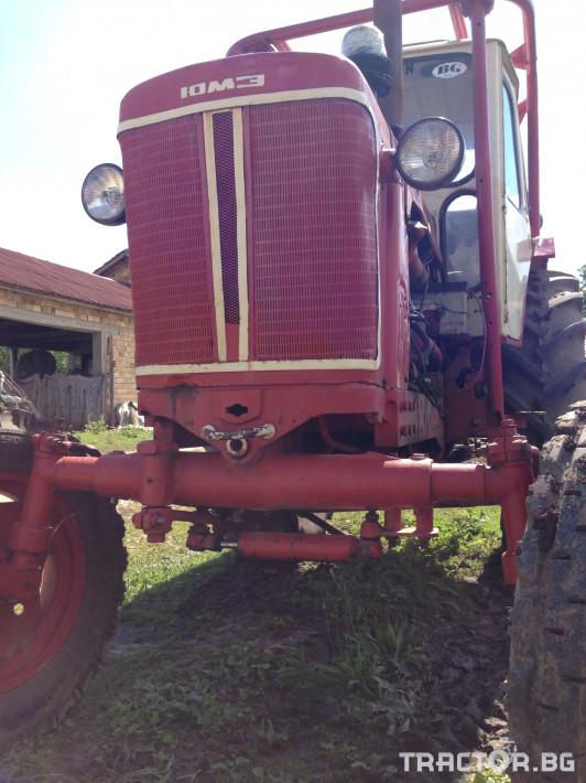 Трактори ЮМЗ 1987 3 - Трактор БГ
