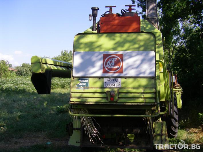 Комбайни Claas 4 м. 2 - Трактор БГ
