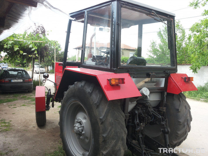 Трактори Болгар tk 80 5 - Трактор БГ