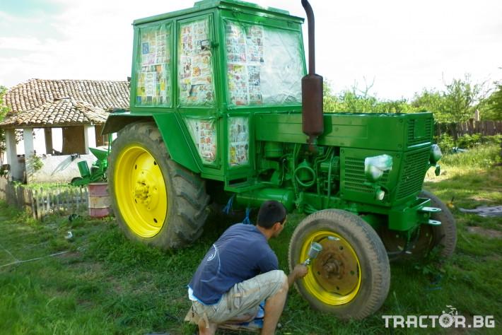 Трактори Болгар TK-80 1 - Трактор БГ