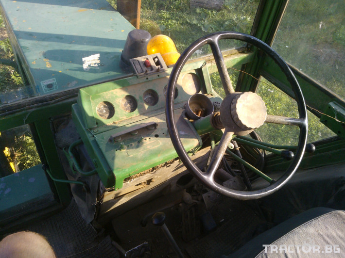 Трактори Болгар TK-80 13 - Трактор БГ
