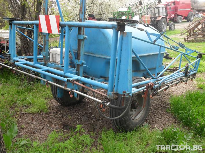 Пръскачки Пръскачка щангова Перла 1 - Трактор БГ