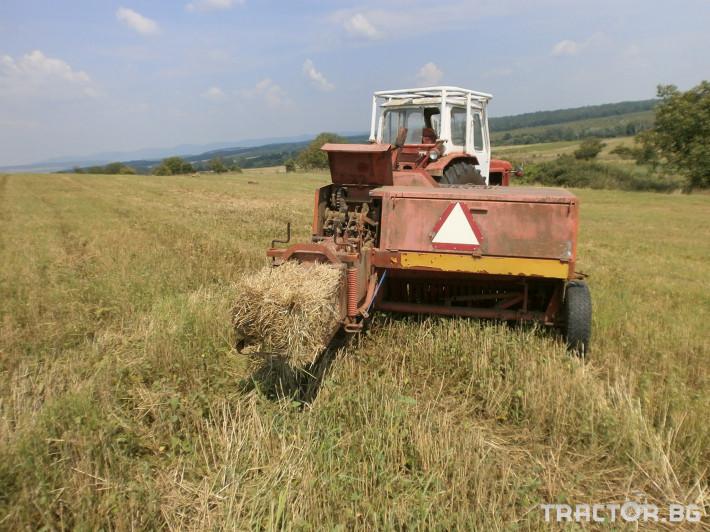 Сламопреси Сламопреса Deutz Fahr HD 360 1 - Трактор БГ