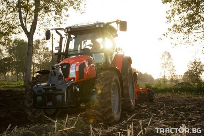 Трактори Same Virtus 8 - Трактор БГ
