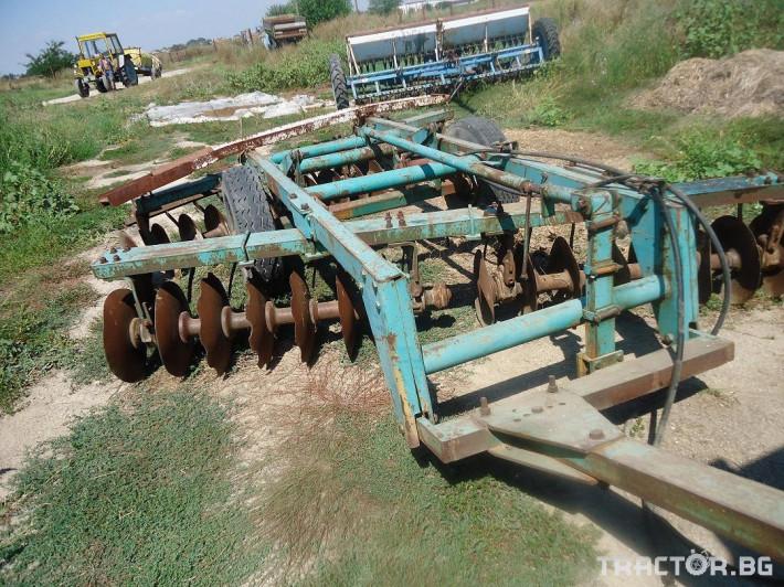 Брани Дискова брана 123 0 - Трактор БГ
