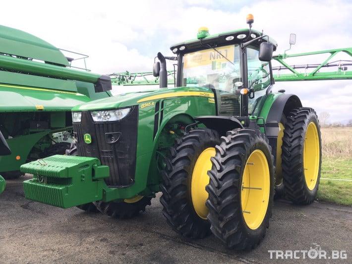 Гуми за трактори Тесни и Сдвоени гуми и джанти 0 - Трактор БГ