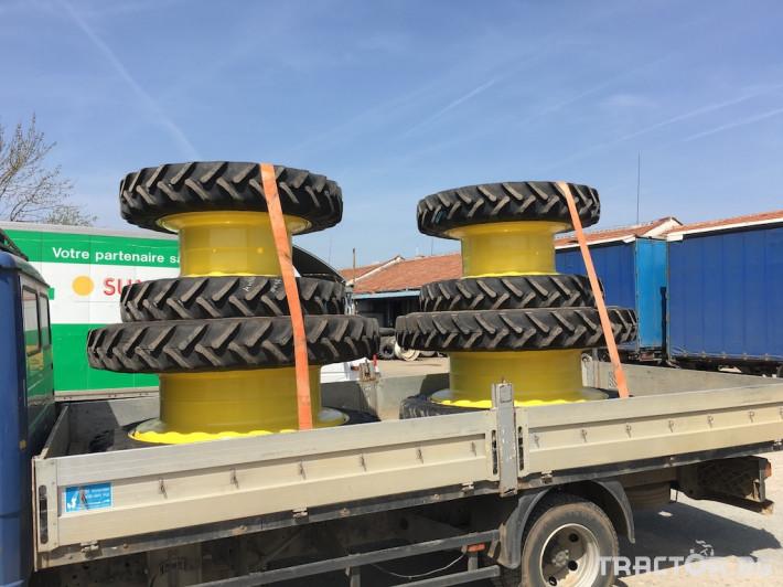 Гуми за трактори Тесни и Сдвоени гуми и джанти 9 - Трактор БГ