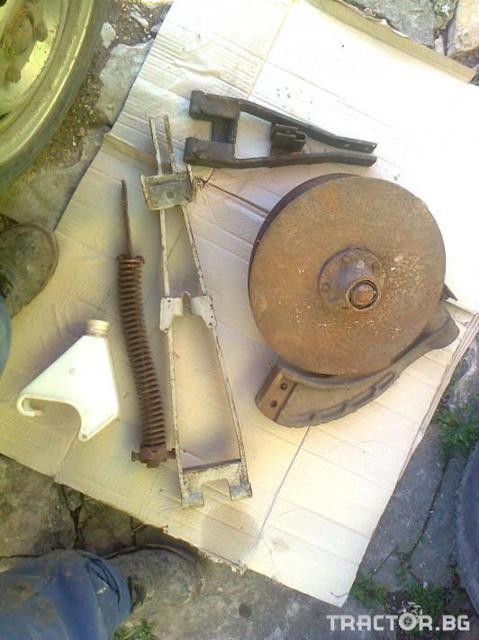 Сеялки Сеялка СЗУ 3,6 и СЗУ на части 3 - Трактор БГ