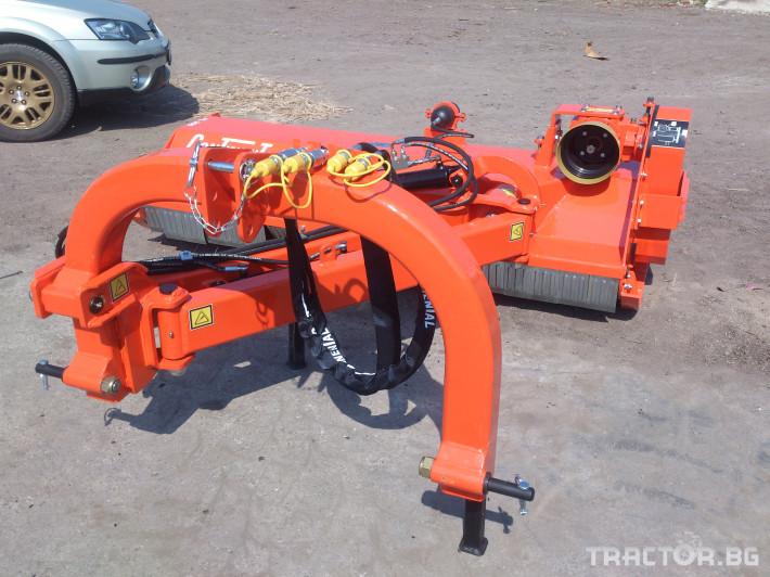 Мулчери Надробител   Шредер Continental FL серия 3 - Трактор БГ