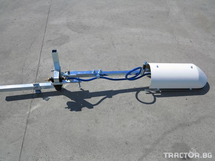 Пръскачки Навесна хербецидна пръскачка ММ 120-200 литра 1 - Трактор БГ