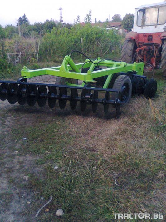 Брани Дискова брана 2,5 2 - Трактор БГ