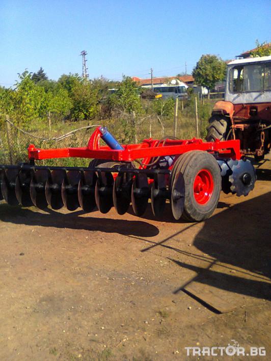 Брани Дискова брана 2,5 3 - Трактор БГ