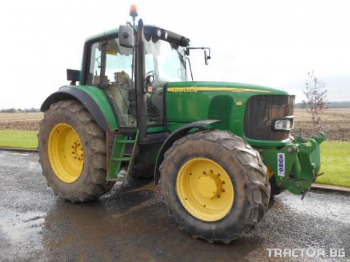 Трактори John Deere 6920 0 - Трактор БГ