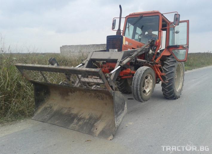 Трактори Беларус МТЗ 852 1 - Трактор БГ