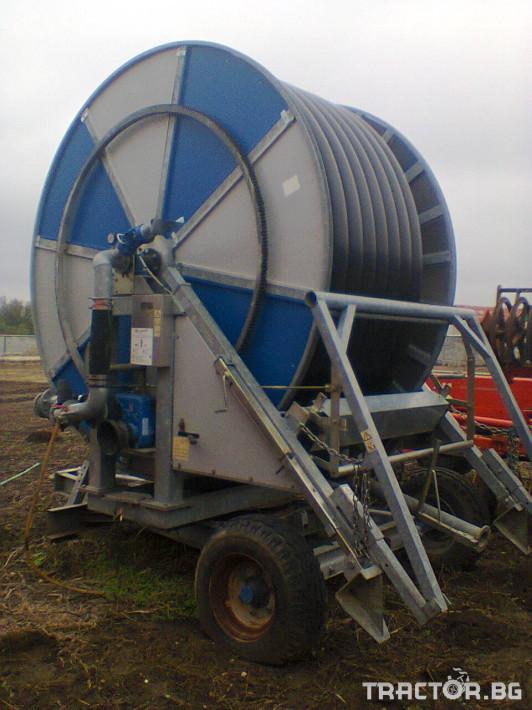 Напоителни системи Макара за напояване nettuno 0 - Трактор БГ