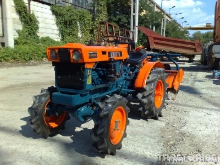 Трактори Kubota 11 к.с. 1