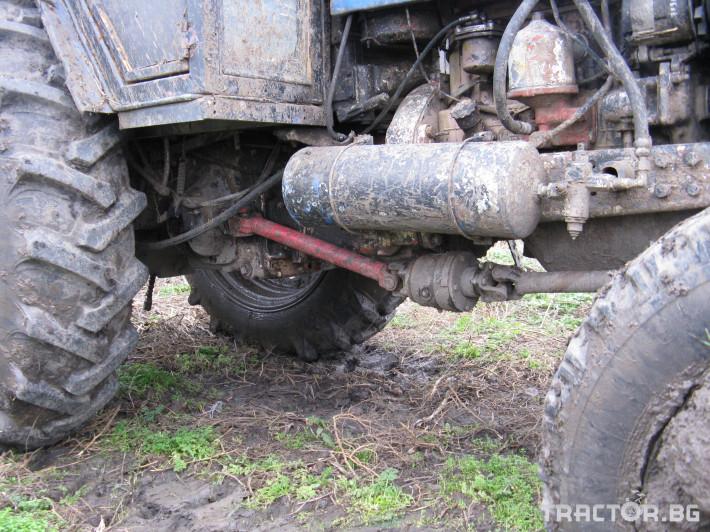 Трактори Болгар МТЗ-82 4 - Трактор БГ