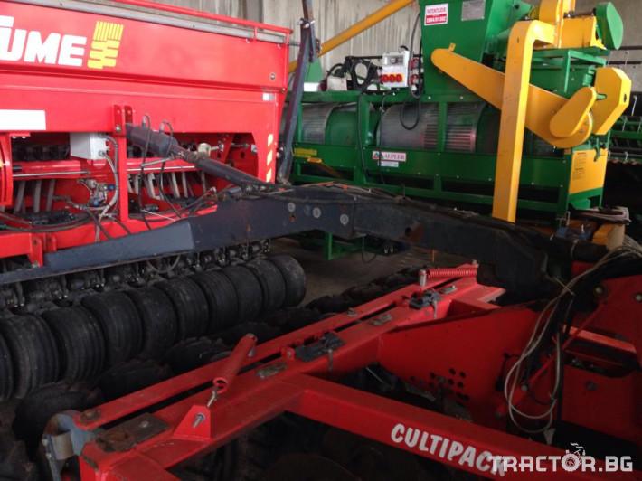 Сеялки Сеялка Tume Nova 3000 13 - Трактор БГ