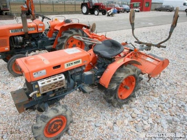 Трактори ZEN NOH B 5000 0