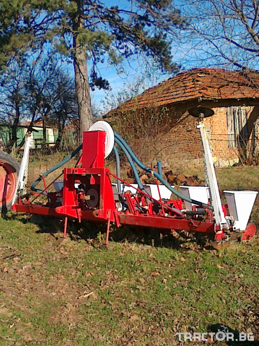Сеялки Сеялка ямболска 1 - Трактор БГ