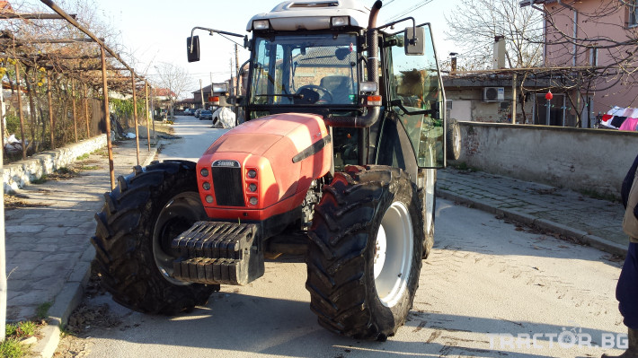 Трактори Same EXPLORER III 100 1 - Трактор БГ