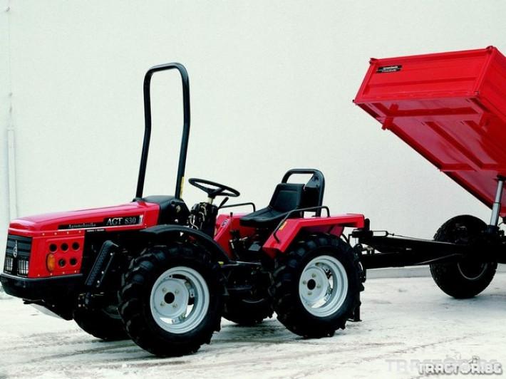 Трактори AGT 830 / T 6 - Трактор БГ