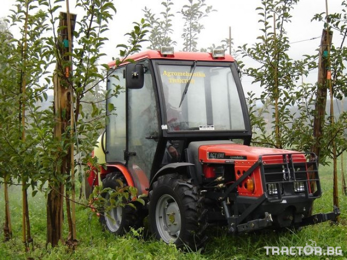 Трактори AGT 830 / T 2 - Трактор БГ