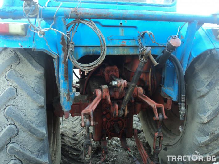 Трактори Болгар МТЗ 80 3 - Трактор БГ