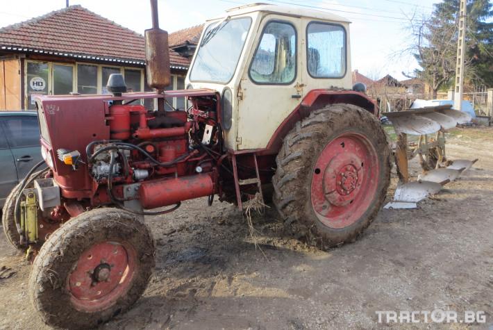 Трактори ЮМЗ 65 к.с. 0 - Трактор БГ