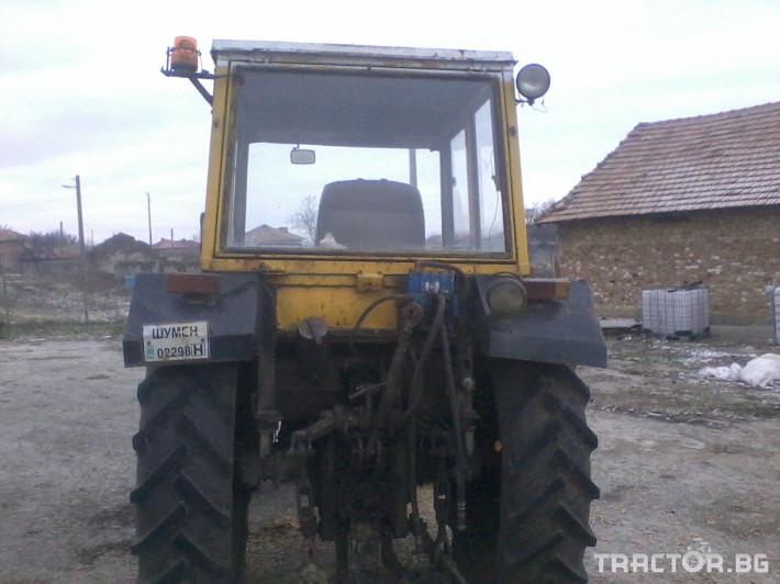 Трактори Болгар ТК80 1 - Трактор БГ