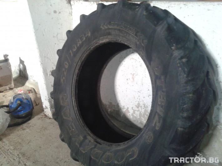 Гуми за трактори Гуми за трактор GoodYear 520/70/r34 6 - Трактор БГ