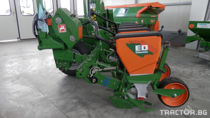 Сеялки Сеялка Amazone ED 4500 1 - Трактор БГ