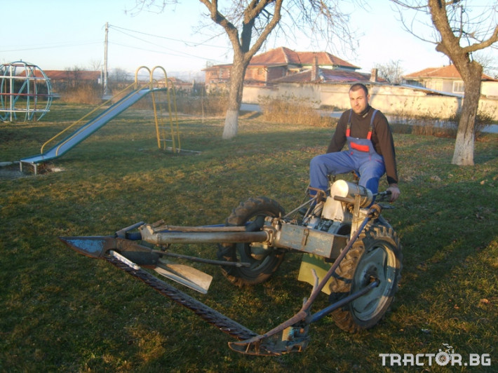 Косачки Косачка BCS 8 - Трактор БГ