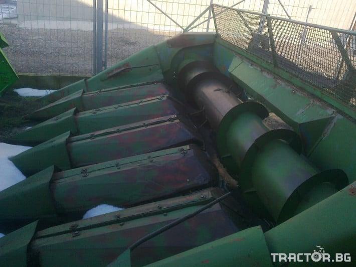 Хедери за жътва ХПС 0 - Трактор БГ