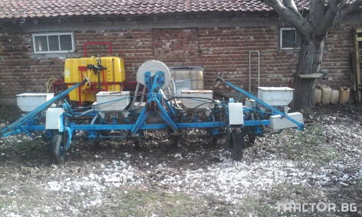 Сеялки Сеялка Супн 6 1 - Трактор БГ