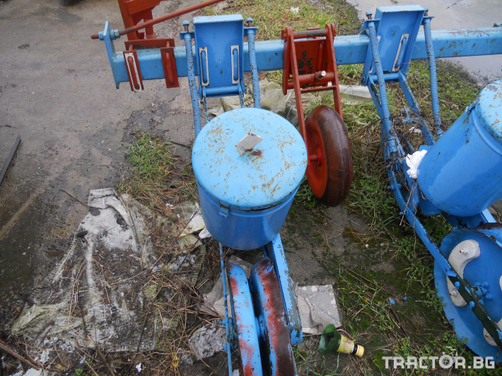 Сеялки СПН-6 2 - Трактор БГ