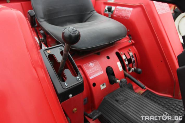 Трактори Yanmar F20 3 - Трактор БГ