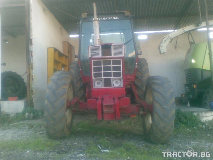 Трактори трактор друг International 1105 3 - Трактор БГ