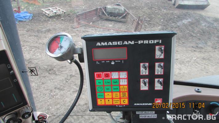 Сеялки Сеялка Amazone ED-602-K 8 - Трактор БГ