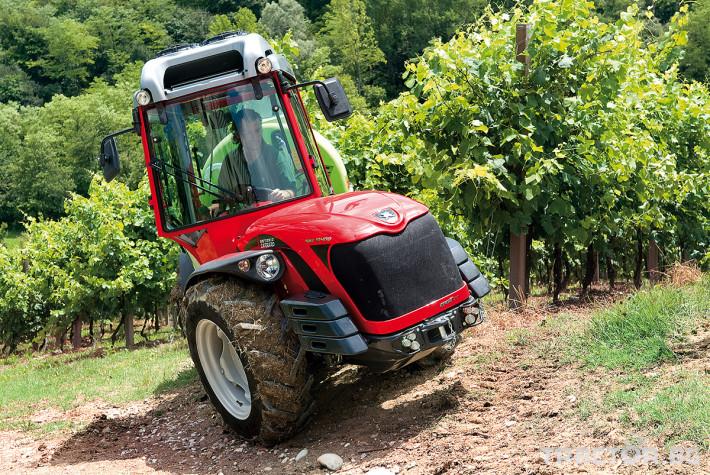 Трактори Antonio Carraro SRX 1 - Трактор БГ
