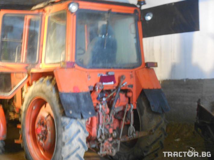 Трактори Беларус МТЗ 82 4 - Трактор БГ